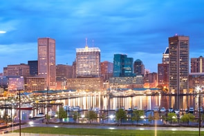 Commercial Movers in Baltimore, MD