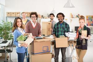 Involving Employees in Business Moves in Alexandria, VA & Washington, D.C.