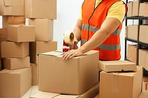 Moving and Packing Materials in Alexandria, VA & Washington, D.C.