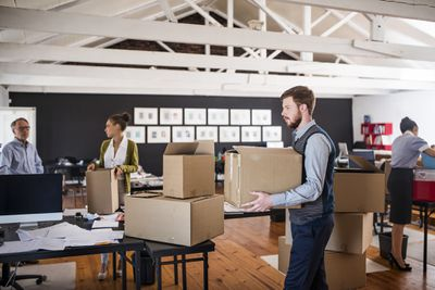 Benefits of Commercial Storage Solutions in Alexandria, VA & Washington, DC