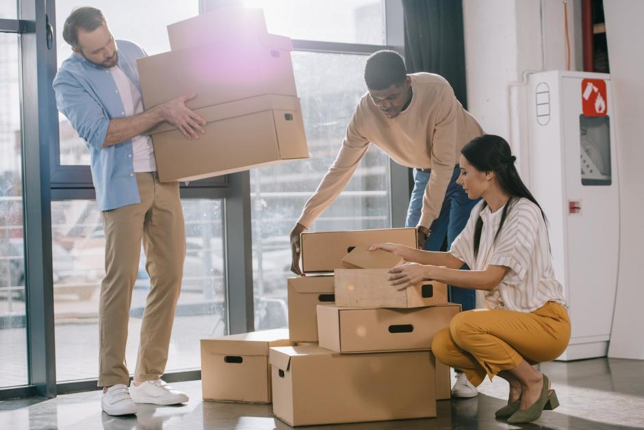 Office Movers in Alexandria, VA & Washington, D.C.