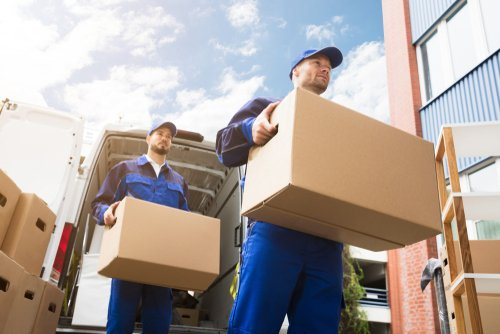 Commercial Movers in Alexandria, VA & Washington, D.C.
