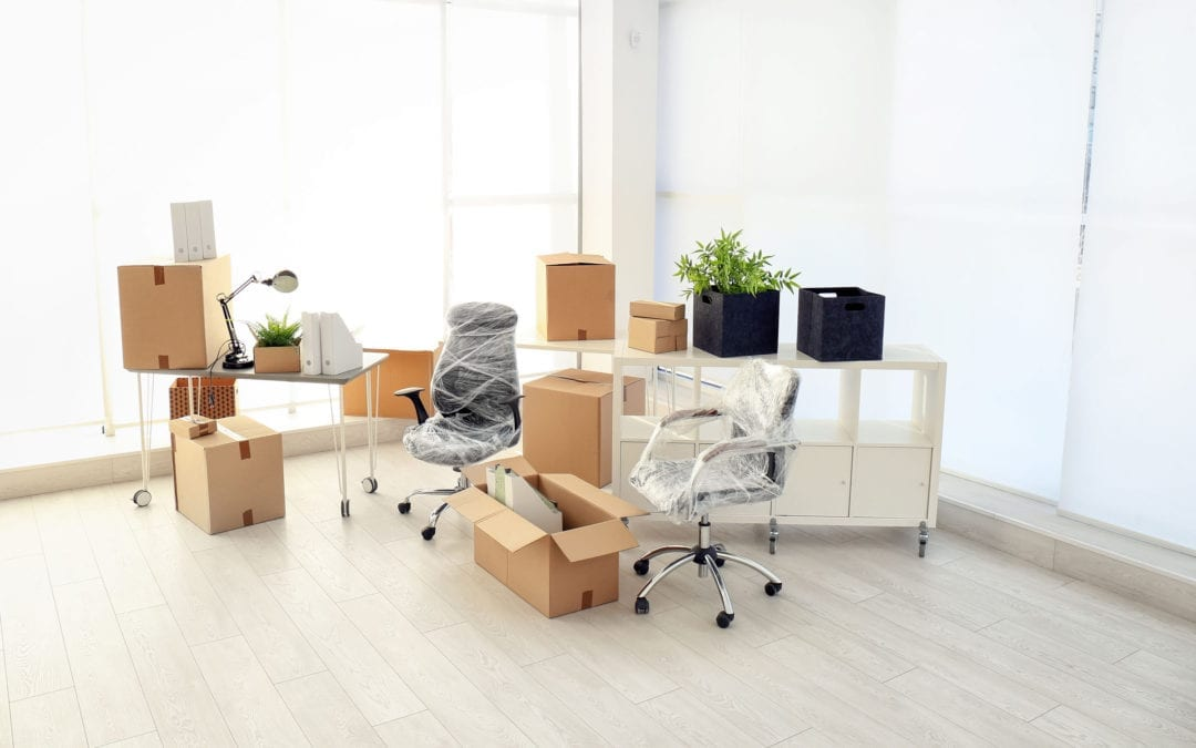 Office Moving Company in Washington, D.C. & Alexandria, VA